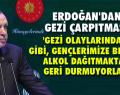 Erdoğan: Almanya'nın yargılanması gerekir