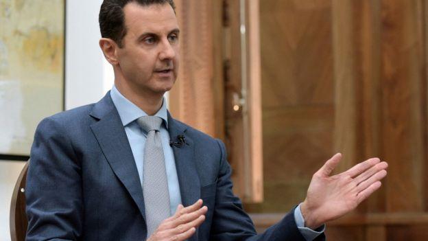Esad: Rakka operasyonunu saldırganlık sayarız