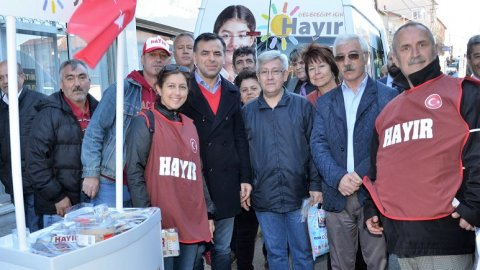 Skandal isteğe CHP'den tepki
