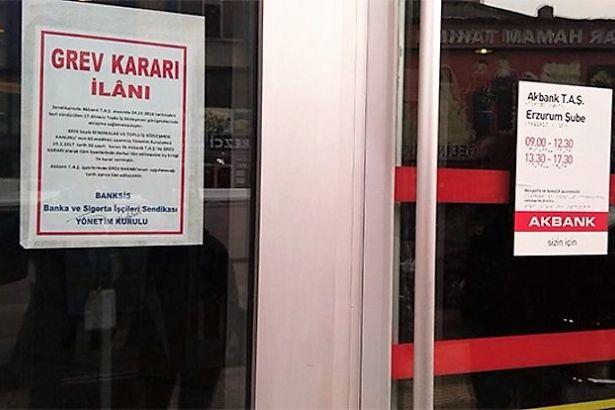 Grevi yasaklamak AKP'ye yetmedi!