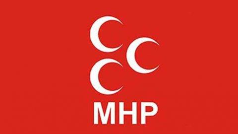 MHP'de bir istifa şoku daha!