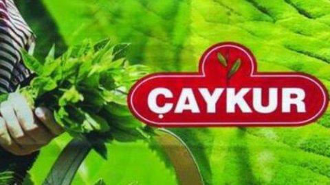 'Çaykur'a 1500 mevsimlik işçi alınacak'
