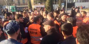 Sultangazi'de 'hayır' çalışmasına saldırı