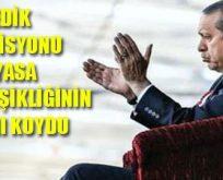 AK'den başkanlık teklifi için kritik rapor