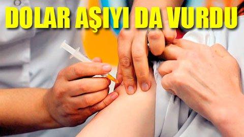 Zatürre aşısı bir yıldır yok!