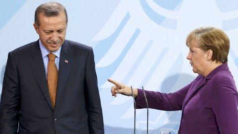 Merkel'den Erdoğan'ı kızdıracak sözler!