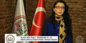 İstanbul Barosu'ndan vatandaşlara uyarı
