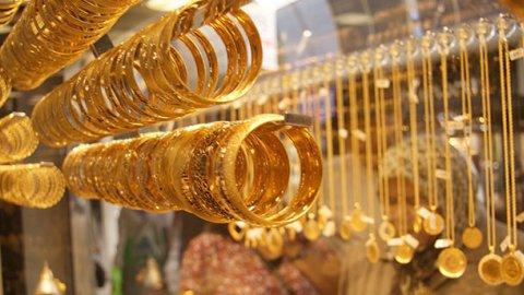 Altın fiyatları son beş ayın zirvesinde