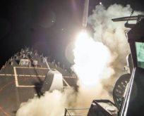 FLAŞ! ABD, Suriye'yi füze ile vurdu!
