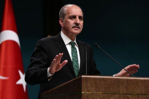 Kurtulmuş'tan AKPM'nin 'Türkiye' kararına tepki