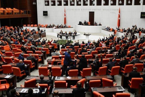 Meclis 2 Mayıs'a kadar tatile gidiyor