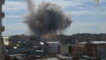 Diyarbakır'da patlama! Foto Galeri