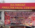 Sultangazi Cemevi için yıkım kararı!