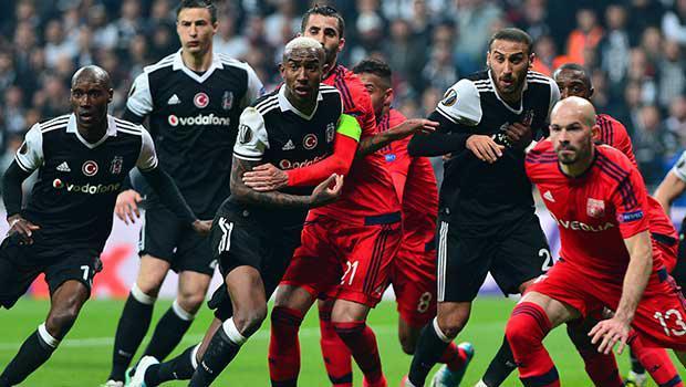 Kartal Avrupa'ya penaltılarda veda etti