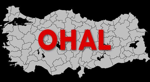 FLAŞ! OHAL hakkında karar verildi