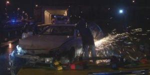 İstanbul'da trafik kazası: 1 kişi ağır yaralı