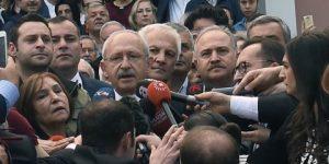 Kılıçdaroğlu'ndan 'HAYIR' vurgulu açıklama