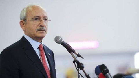 CHP liderinden 'Suriyeli vatandaş' uyarısı