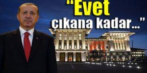 İşte AKP'nin 'Hayır' planı!