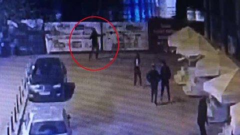 Kadıköy'de palalı saldırgan alarmı!