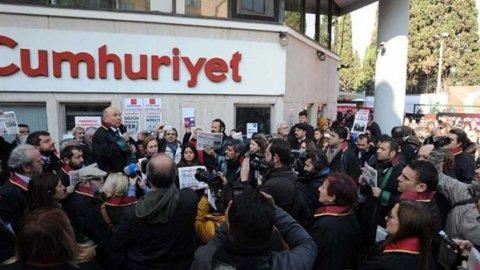 Avukatlar 'Adalet Nöbeti'ne başlıyor