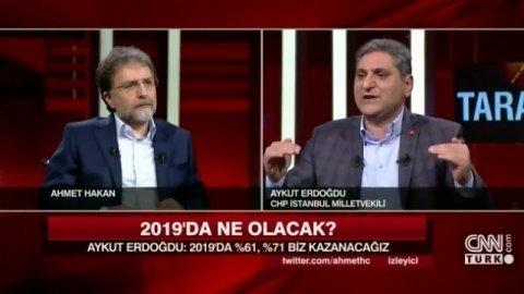 CHP'li Erdoğdu'dan iddialı çıkış