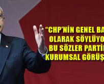 Kılıçdaroğlu: 16 Nisan'dan sonra kimse.