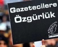 Gazetecilere tehditte Türkiye ilk sırada!