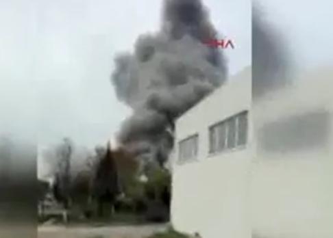 Çerkezköy'de korkutan patlama: 29 işçi…