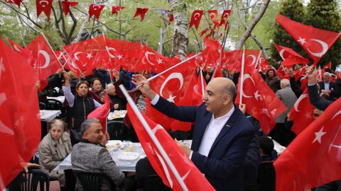 Bakırköy 'hayır' ile inledi