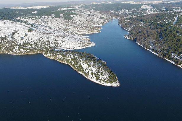 İstanbul'un barajlarının doluluk oranı açıklandı