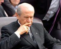 Bahçeli'nin MHP'den ihracı istendi!