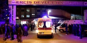 Van'dan acı haber: Şehit ve yaralılar var