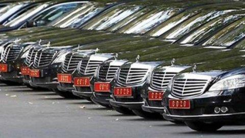 Meclis lüks araç sevdasından vazgeçmiyor
