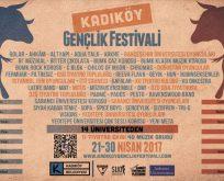 Kadıköy Gençlik Festivali'nin yasaklanmasına tepkiler büyüyor…