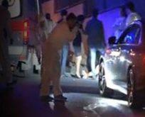 Sarıyer'de katliam gibi cinayet: 27 kurşun, 2 ölü