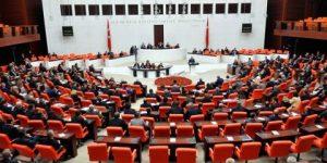 Meclis özel gündemle toplanacak