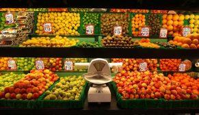 Kişi başına yılda kaç kilo meyve yiyoruz?