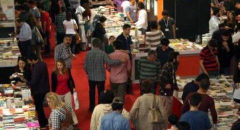 22. İzmir Kitap Fuarı başlıyor