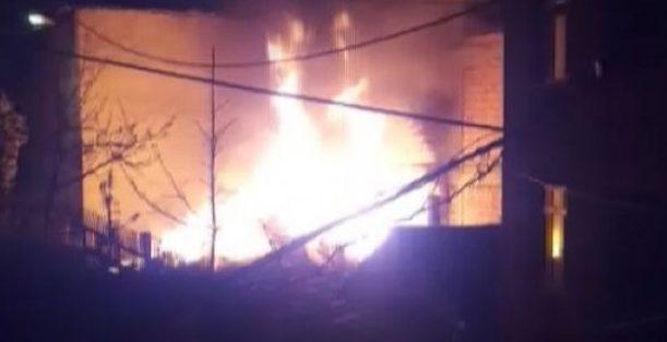 Ayazağa'da yangın: 1 kişi hayatını kaybetti