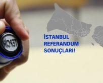 İşte İstanbul'daki gerçek 'Hayır' oranı!