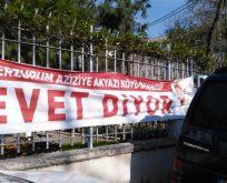 İstanbul'da 'seçim yasağı' ihlalleri yaşanıyor