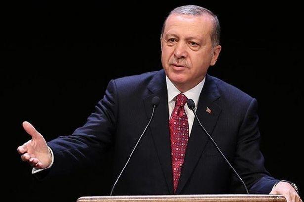 Erdoğan'dan o tweete çok sert tepki!
