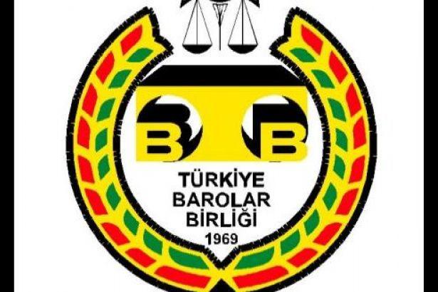 Barolar Birliği'nden Anadolu Ajansı'na yalanlama
