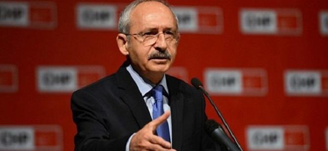 Kılıçdaroğlu: 'AKP'nin derin devleti tartışılmasını istemiyor'