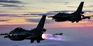 Hakkari'de hava operasyonu