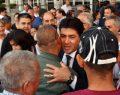 CHP'ye geçen başkana coşkulu karşılama