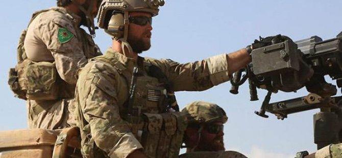 Hükümetten ABD'ye YPG tepkisi