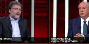 Muharrem İnce: CHP'nin en büyük sorunu…