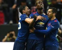 UEFA Avrupa Ligi'nin şampiyonu Manchester United